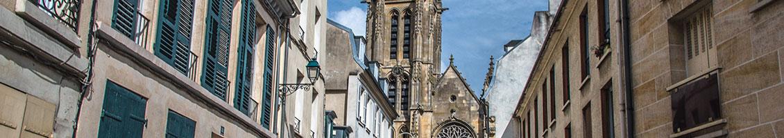 Organisez un City Rallye Challenge à Pontoise pour un EVG, EVJF, Anniversaire, Teambuilding, séminaire d'entreprise, sortie entre amis