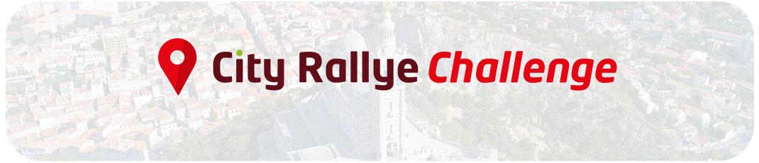 City Rallye Challenge - défiez-vous par équipes dans la ville - jeu de piste - chasse au trésor - course d'orientation - activité adulte